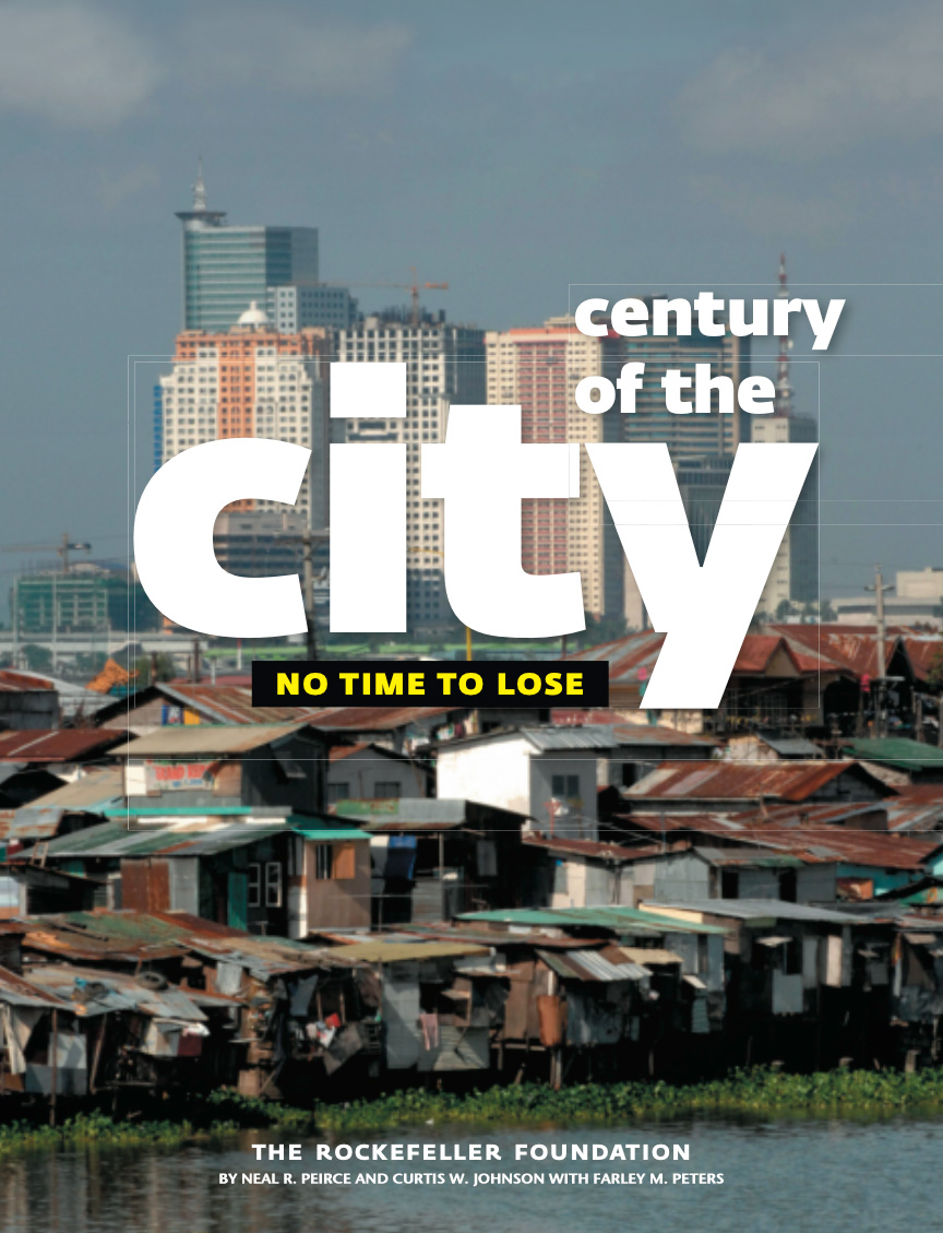 Cover: Century of the City