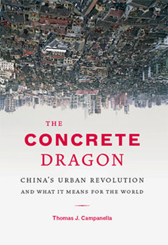 Cover: The Concrete Dragon