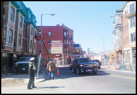 Dudley St. under development. Photo by flickr user kmf164